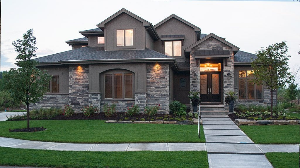 Places to Utilize Natural Stone Veneer to Enhance Your Home