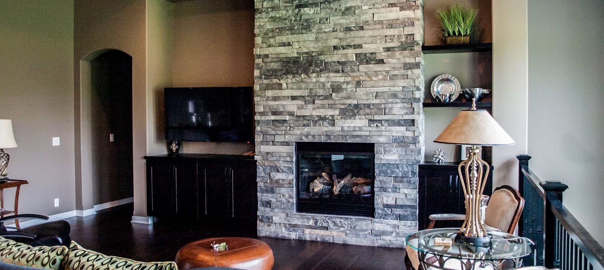 Five Questions When Considering Natural Stone Fireplace Design