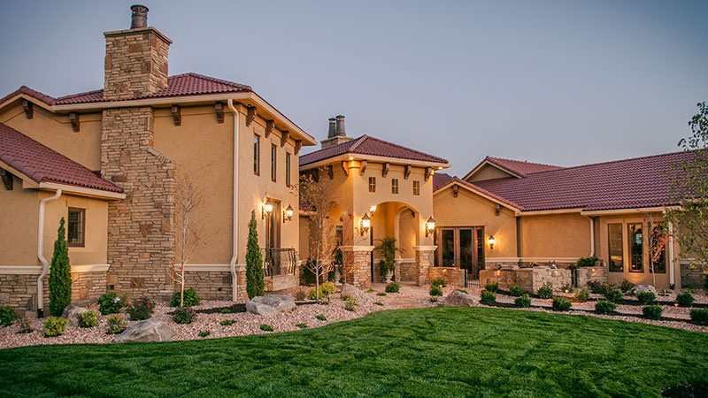 Did You Know These 10 Exterior Home Design Principles? - Natural Stone and Fireplace Products in the Omaha and Lincoln, Nebraska Area