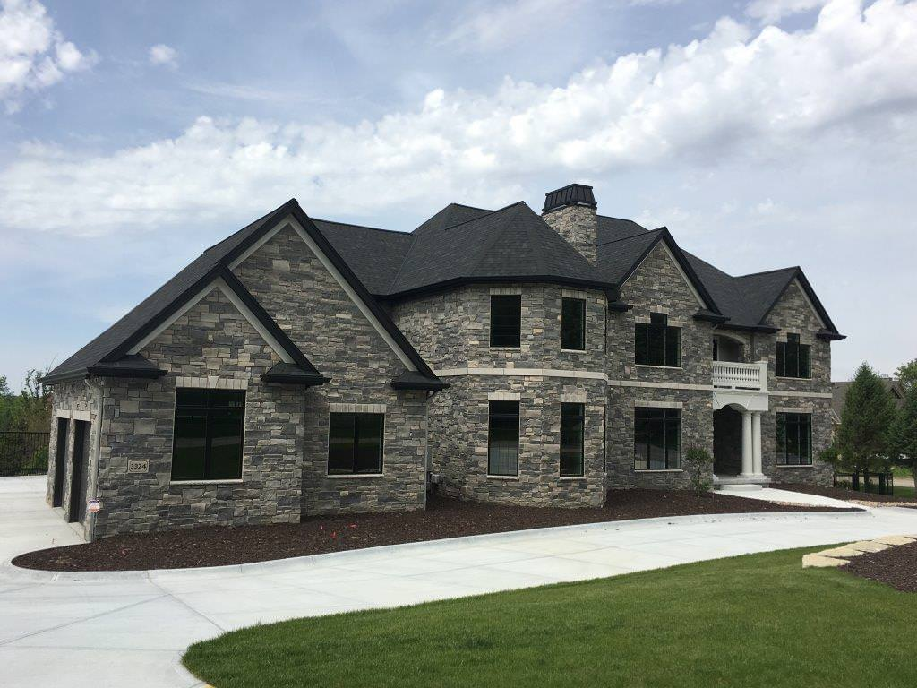 Stone Siding Options For Your Home Table Rock Company Natural Stone Rock Surface Veneer