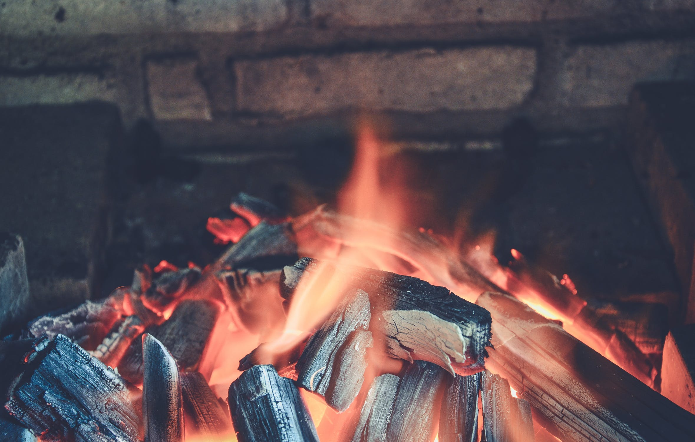 How To Properly Clean a Natural Stone Fireplace? | Table Rock Company