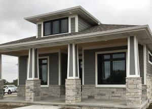 Table Rock Natural Stone - Craft Collection - Thunderstorm - Have You Considered Stone Siding Options For Your Home?