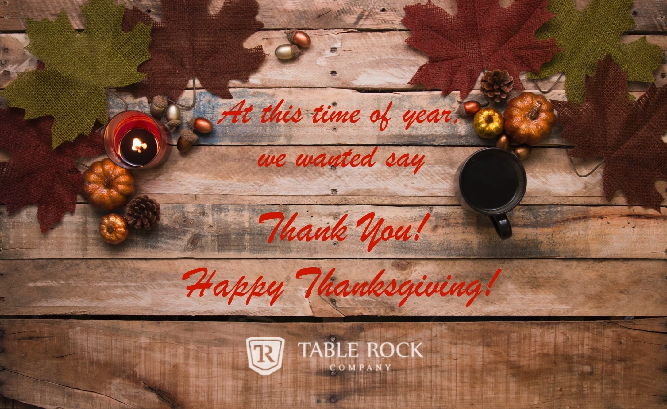 Happy Thanksgiving and Holiday Hours