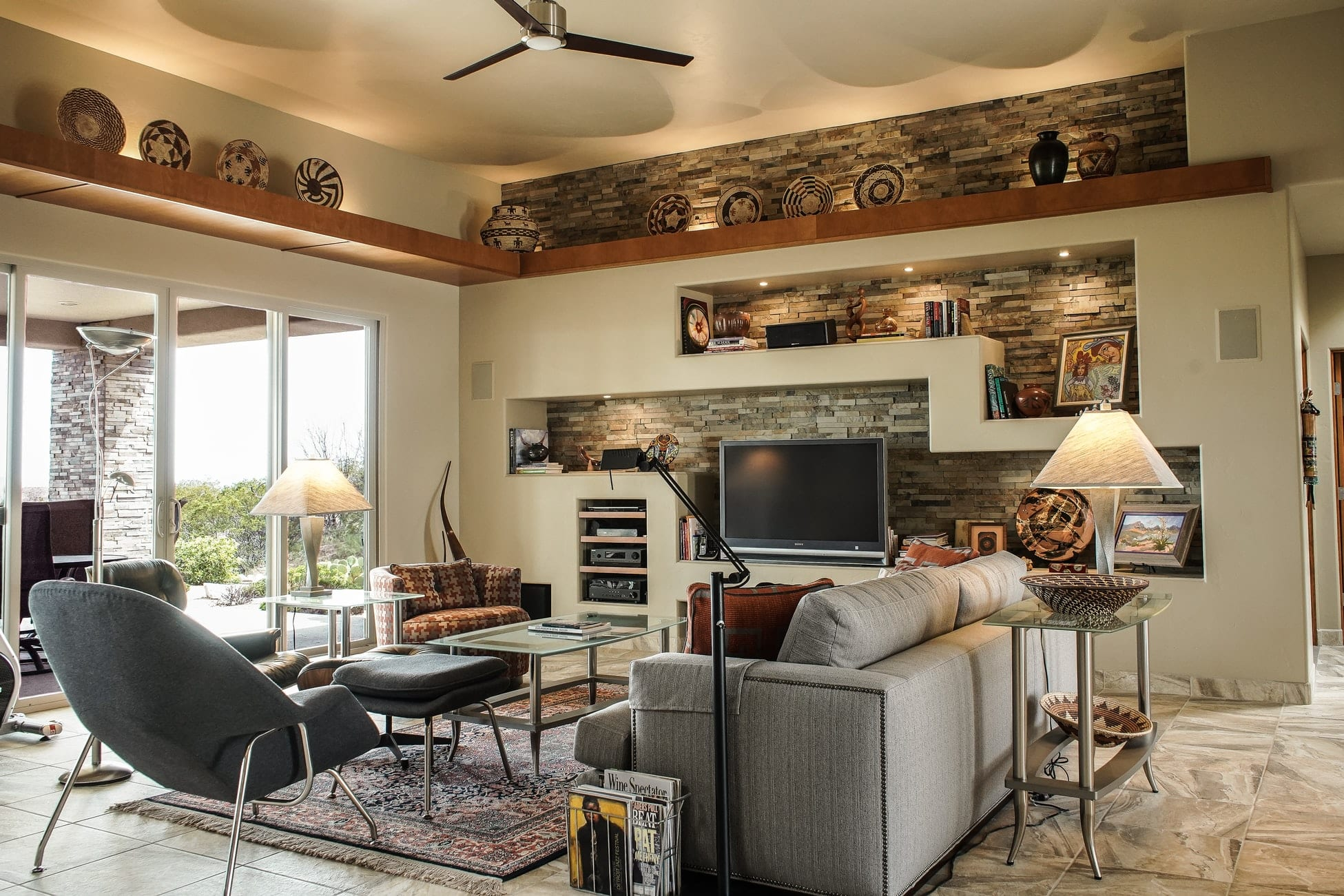 Natural Stone Adds A Touch Of Modern Home Decor To Any Room - Natural Stone in Lincoln and Omaha, Nebraska