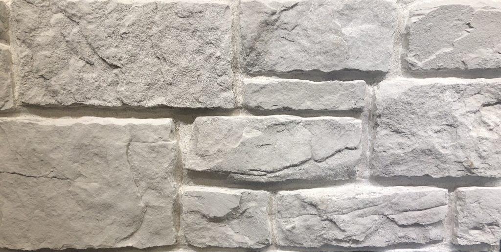 Kenai White Rubble Stone Collection - Lincoln & Omaha, Nebraska