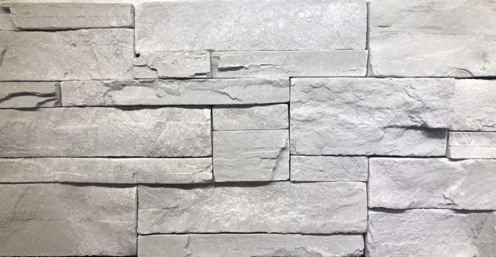 Kenai White Stack Stone Collection - Lincoln & Omaha, Nebraska
