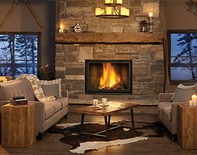 Table Rock Stone & Fireplace - Electric Fireplaces in Omaha