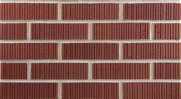 Vertical Score Bricks Texture